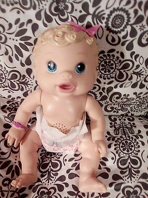 baby alive doll instructions