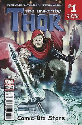 Unworthy Thor #1 (Of 5) (2016) 1St Printing  Marvel Now *special Low Pricing*