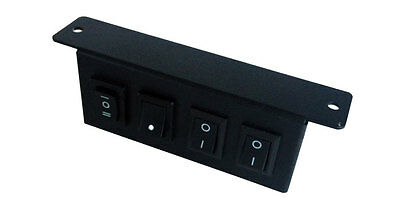 Led Light Controller - 4 Switches