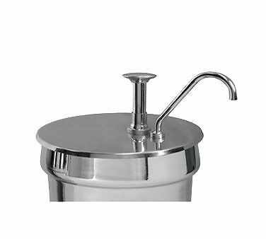 Update International CPD-0708 Condiment Pump & Lid Only