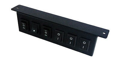 Led Light Controller - 6 Switches