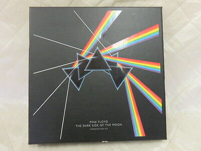 Pink Floyd Dark Side Of The Moon Immersion Box Set 6 Disc Collectors' Set