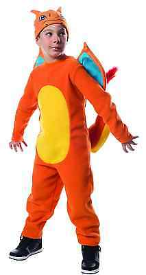 Rubie's Costume Pokemon Charizard Small Fun Dressing-Up Quality Material New