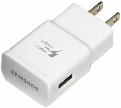 75 X OEM Samsung Galaxy S7 S6 Edge Plus Note 4/5 Fast Adaptive Wall Chargers
