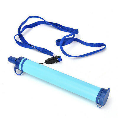 Outdoor Mini Water filter straw tube,water is life,Personal water purifier BDAU