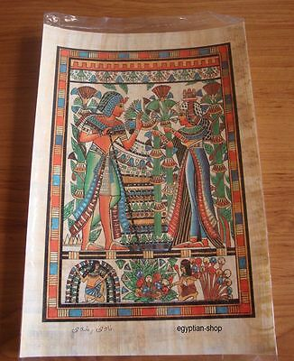 Egyptian  PAPYRUS -Pharaonic Scene from Ancient Egypt. #208