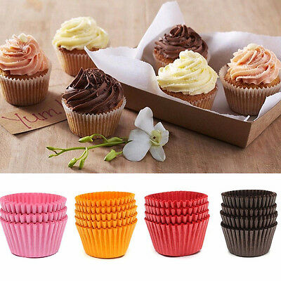 1000X Mini Paper Cake Cupcake Liner Case Wrapper Muffin Baking Cup Dessert Party