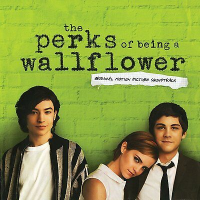 THE PERKS OF BEING A WALLFLOWER - Soundtrack  (LP Vinyl) sealed