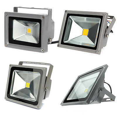 10W 20W 30W 50W Led Flood Light Outdoor Landscape Wall Lamp Waterproof Bonzer