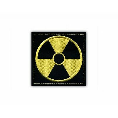 Stalker - loners - Radioactive Contamination PATCH/BADGE
