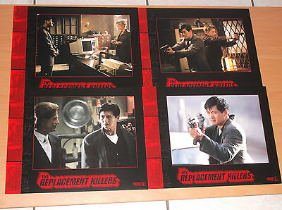 THE REPLACEMENT KILLERS - Chow Yun Fat - Mira Sorvino