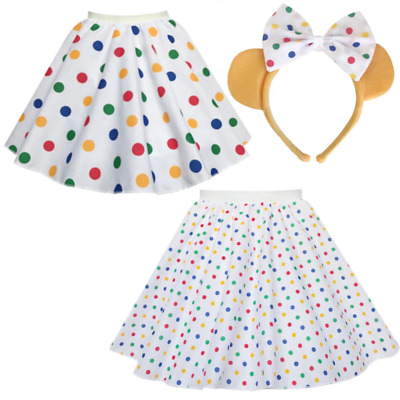 Childs GIRLS Fancy Dress CHILDREN IN NEED Pudsey SKIRTS KIDS Costume