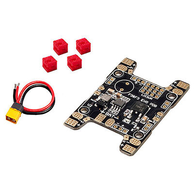 RJX part RJX1106 RJX F3 or F3Evo Special Power Distribution Board for multirotor