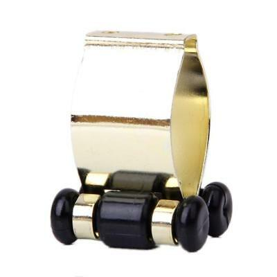 Portable Cue Clip for Pool Cue Rack Accessory Gold