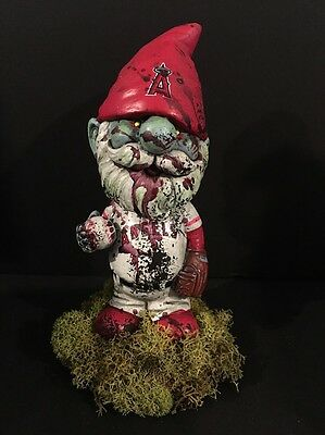 Zombbleheads Custom Los Angeles Angels Zombie Gnome SGA Bobblehead in box