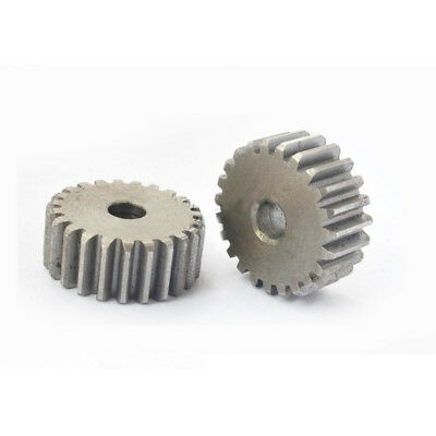 1.5Mod 56T 45# Steel Spur Pinion Gear Outer Diameter 87mm Thickness 15mm Qty1