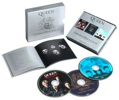 Platinum Collection - 3 DISC SET - Queen (2002, CD NUOVO)