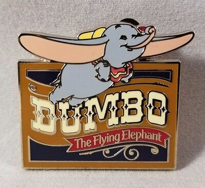 WDW Magic Kingdom 45th Anniversary Mystery Collection Dumbo The Flying Elephant
