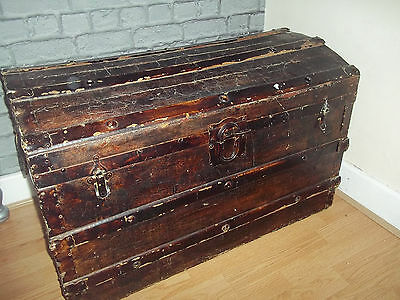 antique trunk must see