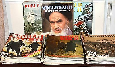 Orbis World War 2 Monthly Magazine Complete Extended Set 1-171  Free Post
