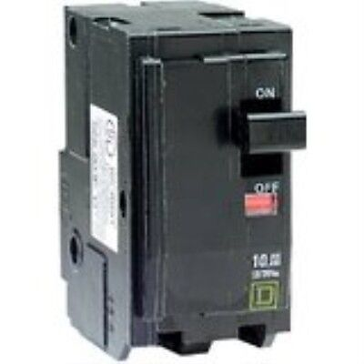 SQUARE D BY SCHNEIDER ELECTRIC QO240C DP Circuit Breaker, 40 Amp