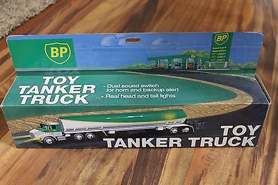 BP Toy Tanker Truck