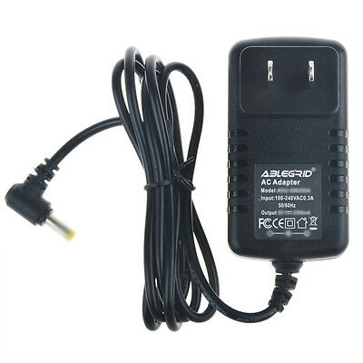 AC ADAPTER DC Power Supply Charger for Sylvania SDPF785 B Digital ...