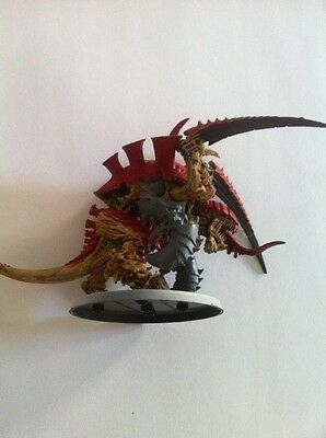 Warhammer 40K Tyranids Army Part Painted Carnifex Plastic Games Workshop Model !