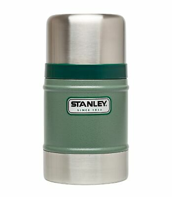 NEW STANLEY 502ml FOOD JAR Container Insulated Vacuum Bowl Thermos Bottle Flask