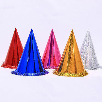 Cute Birthday Party Lace Cap Hat Solid Color Hats Party Festival Celebrated