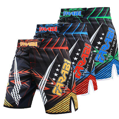 Farabi Grace MMA Shorts Fighting Grappling Fitness Workout Gym Training Shorts