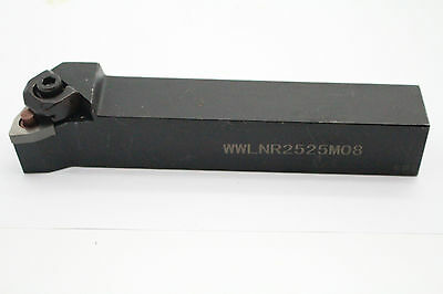 WWLNR2525M08 25×150mm Index External Lathe Turning Holder For WNMG0804 inserts