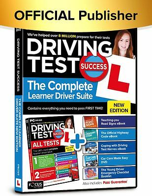 The Complete Learner Driver Suite - Driving Test Success