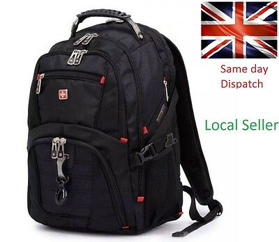 New Swiss 17.1 inch Laptop Backpack/Notebook Bag/Rucksack Backpack SA8112