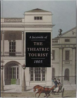 Book: 1808 Survey - English Provincial Theatre Theater Buildings & Architecture