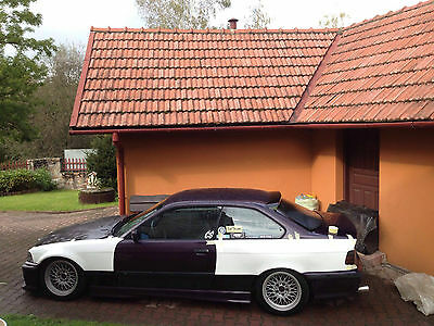Original bodykit Overfenders Wide Body kit for BMW E36 Coupe drift stance