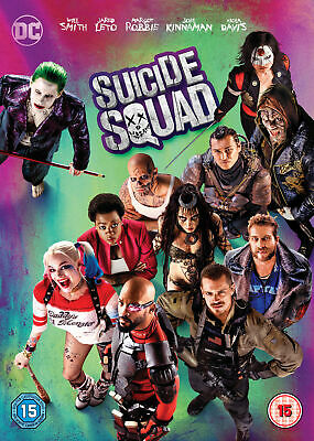 Suicide Squad (DVD) Will Smith, Margot Robbie, Jared Leto