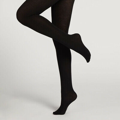 Womens Cashmere Wool Tights - Thick Warm | Winter Cold weather