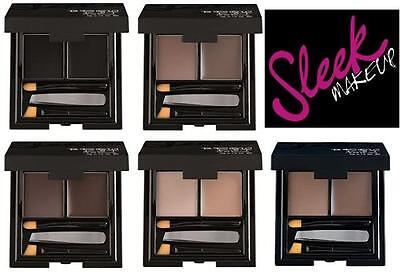 Sleek Makeup - Eye Brow Kit - Available in Light/ Dark/ Extra Dark/ Black
