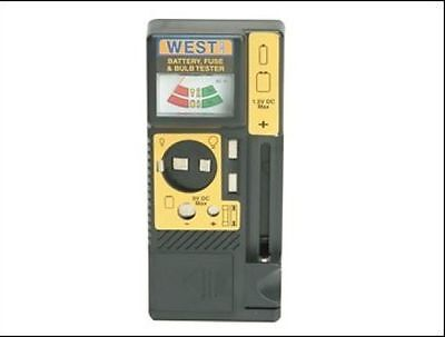 Bulb, Fuse and Battery Tester CLEARANCE BARGAIN!