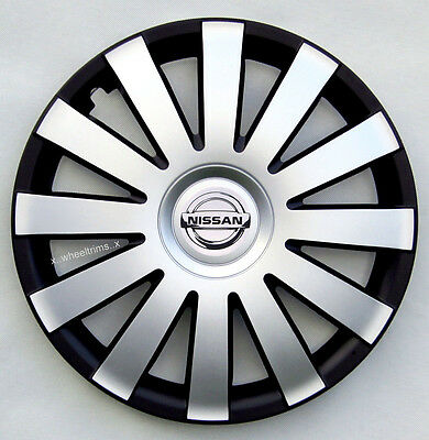 "Alloy wheels look 16"" wheel trims to fit  NISSAN PRIMASTAR,PRIMERA,ALMERA"