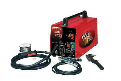 Lincoln Electric Weld Flux Pack HD Wire Feed Welder, Steel, Welding Conctractor
