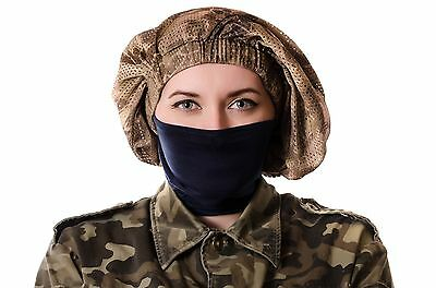 Tactical Helmet Cover Camouflage Mandrake Camo *NEW*