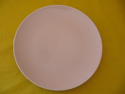 """BRANKSOME PINK TEA/SIDE PLATES , dia 6.5"""" approx  (0.2/215)"""