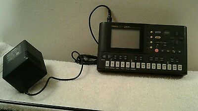 Vintage Unit Yamaha QY20  Music Sequencer works great.