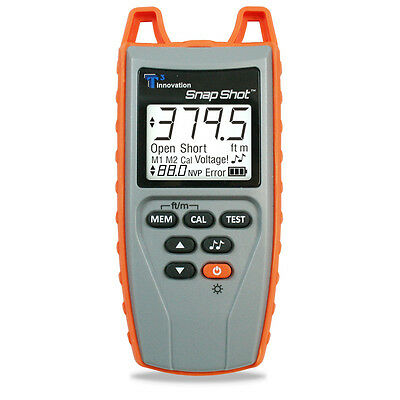 T3 Innovation SS200 Snap Shot Fault Finding Cable Measurement TDR