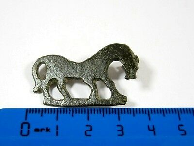 P54:  ANCIENT ROMAN :  Horse Shaped  Brooch