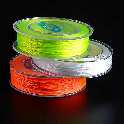 SF PE Dacron Braided Fly Fishing Salmon Trout Backing Line 30/20 LB 100M