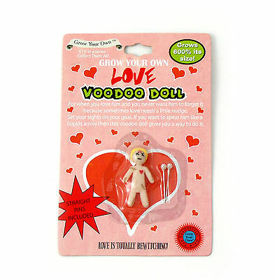 Grow Your Own Love Voodoo Doll
