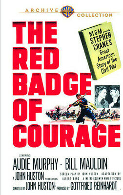 Red Badge Of Courage (2013, DVD NUEVO) DVD-R (REGION 0)